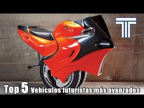 Vehiculos del futuro mas avanzados del mundo, Top 5 T3Tech