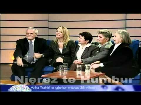 Njerez te Humbur - Arta Tahiri (gjetja pas 38 vjetesh) 9 shkurt 2007