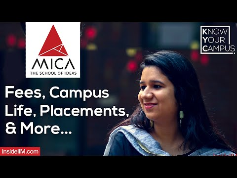 MICA Ahmedabad: Campus, Placements, Hostel Life, Fees, Courses & More | Know Your Campus