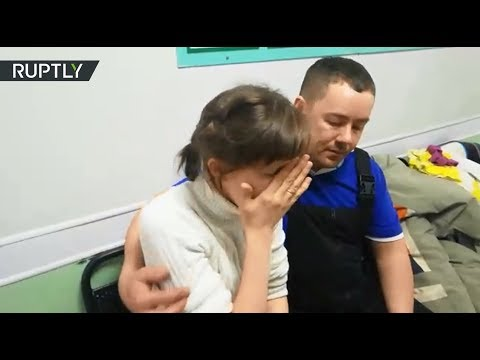Родители одиннадцатимесячного Вани Фокина, спасённого из-под завалов дома в Магнитогорске, рассказали, что происходило