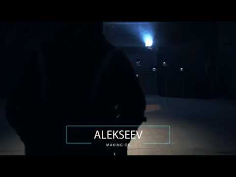 СъемКи нового клипаАлексеева  на сингл «Океанами стали!