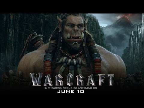 Warcraft (Featurette 'Durotan')