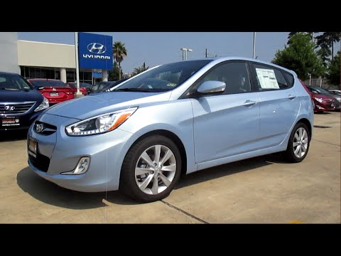 2014 Hyundai Accent SE 5DR Full Review