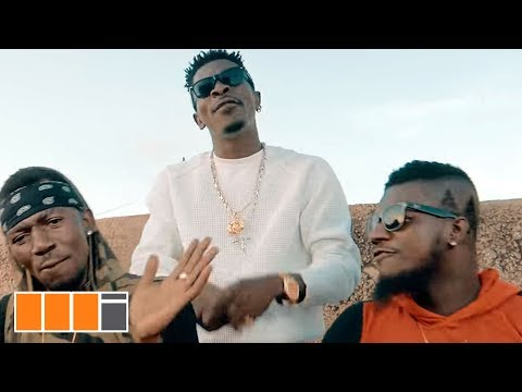 Shatta Wale - Forgetti ft. Joint 77, Addi Self, Pope Skinny, Captan & Natty Lee (Official Video)