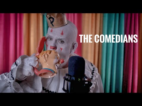 The Comedians - Elvis Costello/Roy Orbison Cover