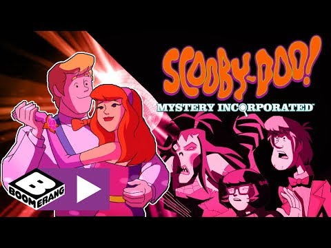 Scooby-Doo! Mystery Incorporated | Taking the Ghost Girl To Prom | Boomerang UK