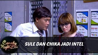 Download Video Repotnya Sule dan Chika Jadi Intel MP3 3GP MP4