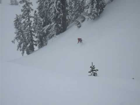 May Powder Skiing - The Bonus Season