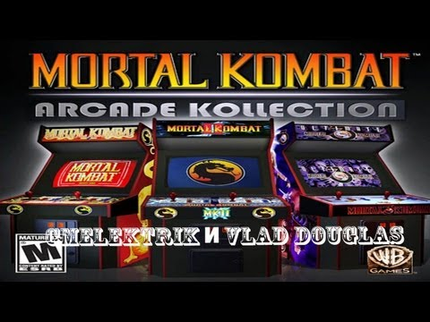 Ночной Стрим Mortal Kombat Kollection (CmElektrik и Vlad Douglas)