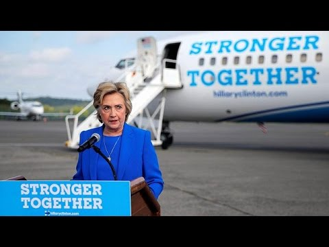 ΗΠΑ: Στα χαρακώματα Κλίντον και Τραμπ εν όψει των προεδρικών εκλογών