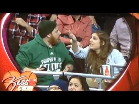 Download Ultimate Kiss Cam Gone Wrong Compilation 2015 HD Mp4 3GP Video and MP3