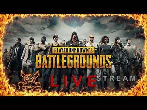 PlayerUnknown's Battlegrounds - Бригада Ада снова в деле [Стрим]