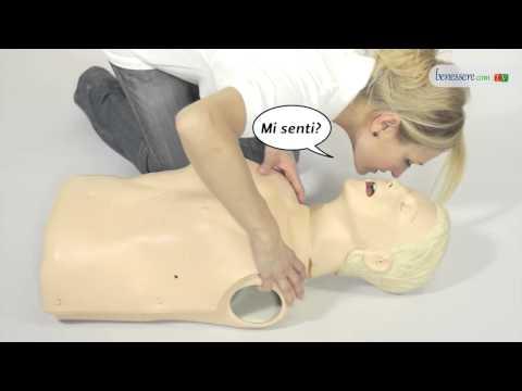 rianimazione cardiopolmonare:tutti possono intervenire e salvare la vita