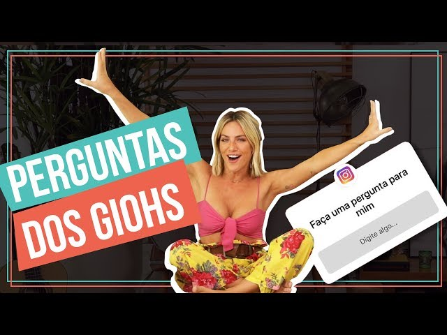 TV ABERTA, MAIOR CONQUISTA, MORAR EM PORTUGAL | GIOH - Giovanna Ewbank