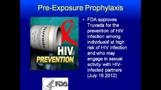 Internal Medicine Grand Rounds:  HIV Prevention:  Updates In Pre-exposure Prophylaxis