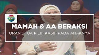 Video Mamah & Aa Beraksi - Orang Tua Pilih Kasih Pada Anaknya MP3, 3GP, MP4, WEBM, AVI, FLV Januari 2018
