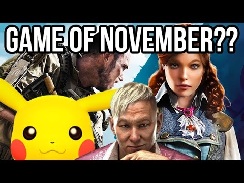 The Best Game of November