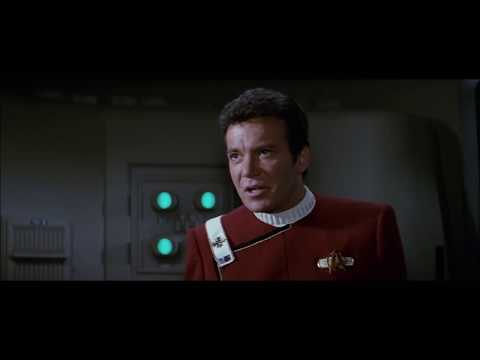 The Wrath of Khan (1982) Changing of Command part 2