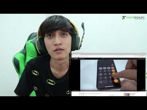 Mengenai Kalkulator IPhone X Nya Om Deddy Corbuzier..
