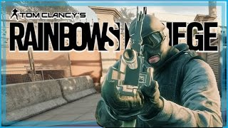 Tom Clancy's Rainbow 6 Siege Funny Moments! C4 Quad, Epic Rounds, and Random Moments!