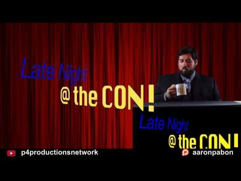 Late Night @ The Con! Episode1 @ KamiCon! (видео)