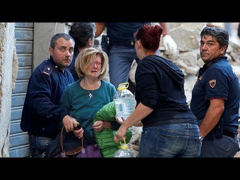 Ιταλία: «Αντίκρισα εικόνα απόλυτης καταστροφής» – Συγκλονιστική μαρτυρία διασωθέντα στο euronews