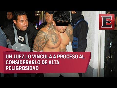 Ingresan a El H al reclusorio Norte, presunto líder narcomenudista