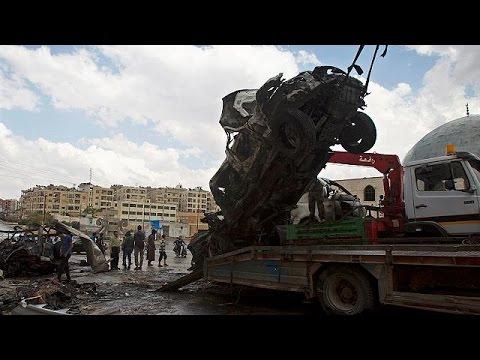 Συρία: Ισχυρή έκρηξη σε τζαμί