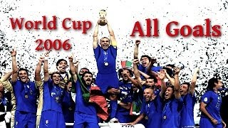 Video World Cup 2006 All Goals MP3, 3GP, MP4, WEBM, AVI, FLV Juli 2019
