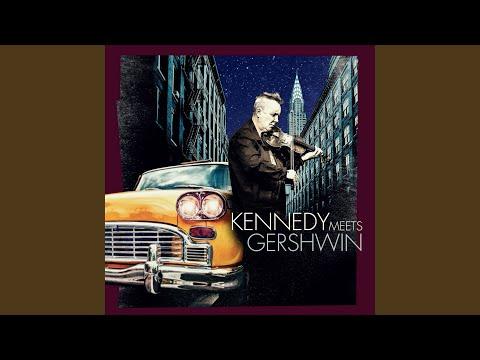 The Man I Love (Arr. Kennedy) online metal music video by NIGEL KENNEDY