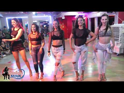 Tom Radai's Ladies - Lady Style Bachata Performance