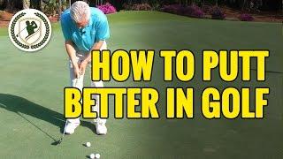 Video How To Putt Better In Golf  - Distance Control MP3, 3GP, MP4, WEBM, AVI, FLV Mei 2018