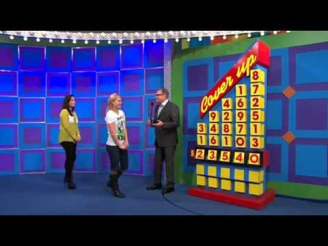 Drew Carey Gets Pranked On The Price Is Right Cover Up Game