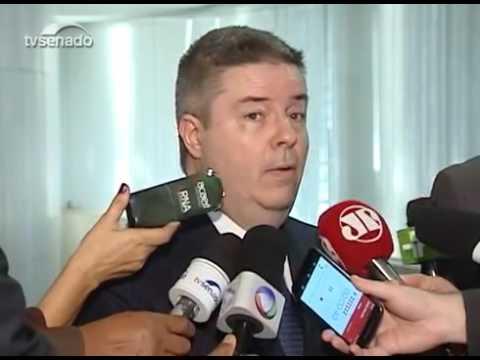 Antonio Anastasia comenta o início do julgamento de Dilma Rousseff