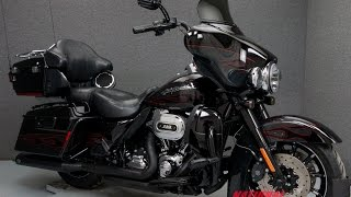 7. 2010  HARLEY DAVIDSON  FLHTCUSE5 CVO ULTRA CLASSIC  - National Powersports Distributors