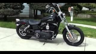 3. 2012 Harley-Davidson Dyna Street Bob