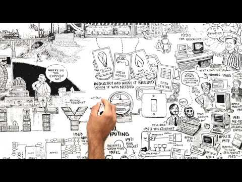 Computing - Stephen Fry explains the history of computer thinking and the revolution of utility in cloud computing in this 5 minute animation. www.databarracks.com Datab...