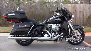 9. New 2015 Harley Davidson FLHTCUL Electra Glide Ultra Classic Low Motorcycles for sale
