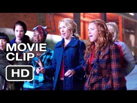 Pitch Perfect Movie CLIP - 'Just The Way You Are' Remix (2012) - Anna Kendrick, Brittany Snow Movie Video