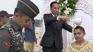 Video Selain Daniel Darryan, 5 Ajudan Ganteng Jokowi Lainnya MP3, 3GP, MP4, WEBM, AVI, FLV Februari 2018