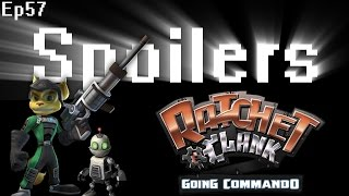 Spoilers - Ratchet & Clank 2