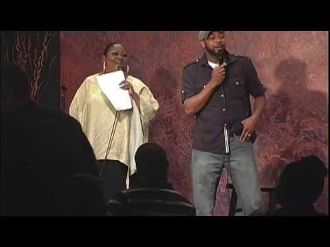 Debbie Ruff & Reggie James Pace Co-Hosting Xtreme Gospel Comedy Night