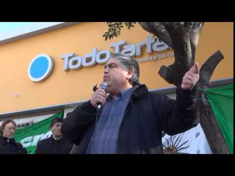"""Rigane: """"Hay quienes creen que la Argentina negra puede volver"""""""