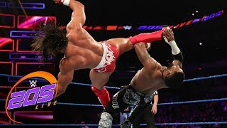 Nonton Cedric Alexander vs. Tony Nese - Cruiserweight Title Tournament Finals: WWE 205 Live, March 19, 2019 Film Subtitle Indonesia Streaming Movie Download