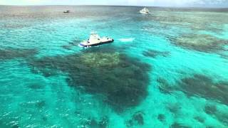 Semi Submersible tours on the Great Barrier Reef