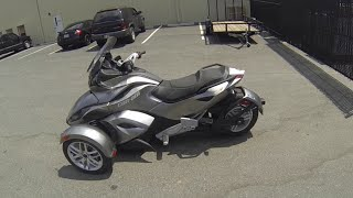 3. Can-Am Spyder ST SE5 Ride and Review -- Mountain Motorsports Marietta