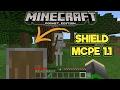 ADA SHIELD DI MCPE 1.1!!! | Showcase Addon