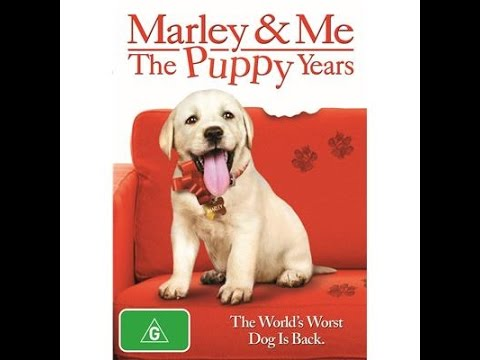 Opening To Marley & Me: The Puppy Years 2011 DVD