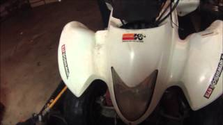 10. The Suzuki 2004 LTZ-250 Project - Introduction