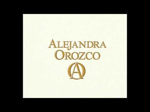 Letras de Alejandra Orozco
